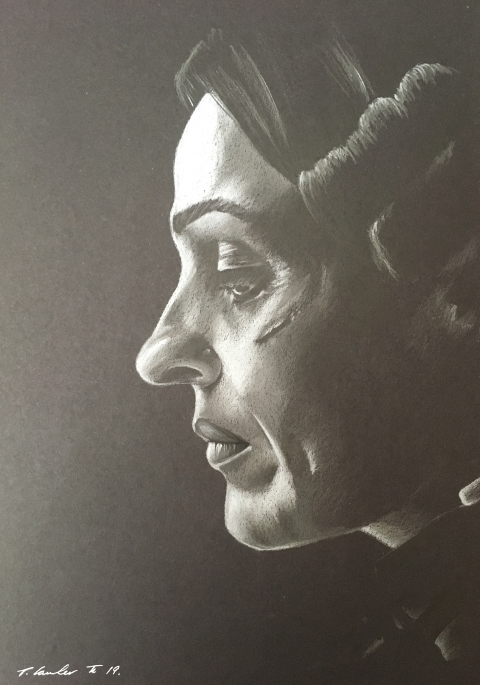 Suranne Jones by TraceyLawler